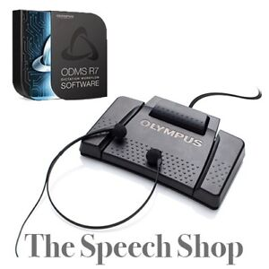 Olympus AS-9000 Pro Digital Transcription Kit incl ODMS R7 **Replaces AS-7000**