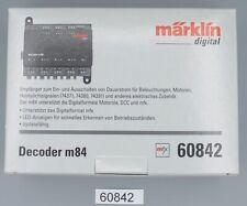 Décodeur de commutation Märklin 60842 M84 avec Module
