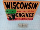 FOR ONE Wisconsin Engine OEM NEW OLD STOCK Air Shuttle Shaft 93T22S8 FREE S&H