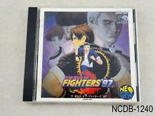 The King of Fighters 97 Neo Geo CD Japanese Import Neogeo Japan KOF US Seller B