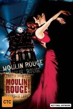 Moulin Rouge (DVD, 2003)