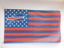 New listing Buffalo Bills Stars&Stripes 3'x5' Flag