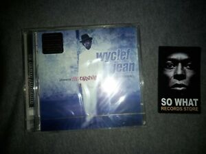 WYCLEF JEAN - THE CARNIVAL. CD NEW SEALED