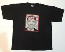 October 2006 TIME MAGAZINE OBAMA President Cover Tshirt Rare Vintage Sz 2XL