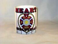 Heart of Midlothian Football Programme Collectors MUG