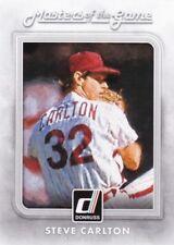 Steve Carlton 2016 Panini Donruss, Masters of the Game, Baseball Card !!