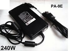 GENUINE OEM DELL 240W AC Adapter M17x M4700 M6400 M6500 M6600 PA-9E GA240PE1-00