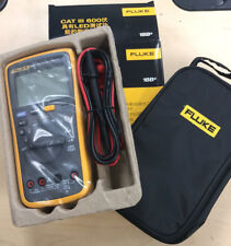 NEW FLUKE Digital Multimeter F18B+ LED Tester 18B+ Voltmeter with FLUKE BAG