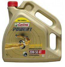 Aceite de Motor Castrol POWER1 4T 20W-50 4L