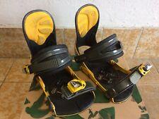 Attacchi snowboard Ride