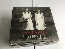 Fanfarlo - Reservoir (2009). Digipak CD Album 5025425116636 NR MINT