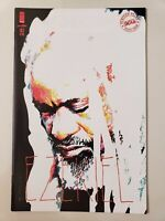 THE WALKING DEAD #183 (2018) IMAGE COMICS BILL SIENKIEWICZ VARIANT COVER ART NM