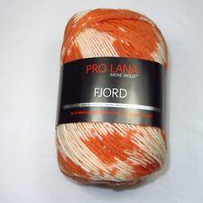 ca 350 m Wolle FJORD von PRO LANA Farbe 82-100 g