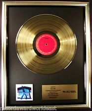 Billy Joel Glass Houses Lp Gold Non Riaa Record Award Columbia Records
