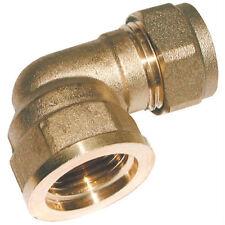 Brass Female 90 ° Elbow Plumbing Pipe Fittings