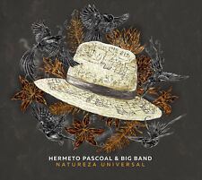CD HERMETO PASCOAL & BIG BAND - NATUREZA UNIVERSAL  (NEW/SEALED)