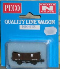 PECO NR-41S QUALITY LINE WAGON - BRITISH 'N' GAUGE (QTY 1) - NEW