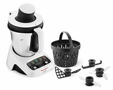 Moulinex Volupta HF404113 Robot de Cocina Multifunción 1000W 5 programas autom.