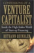 Confessions of a Venture Capitalist: Inside the High-Stakes World of Start-Up ..