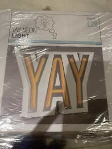 light up letters RRP £20