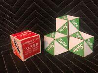 "RARE 1970's Coca Cola Miraculous Cube ""Uranus"" IN BOX Origami Coke Toy Rubik's"