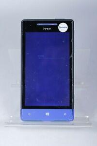Genuine HTC 8S Windows Phone 4GB Blue Telstra Adreno 305 Beats Audio 4GB 512MB