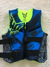 "HO Sports Ski Vest Youth 23""-41"" Life Jacket Preserver 50-90Lbs USCG Approved"