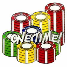 One Time Poker Card Guard Chips Card Protector Topper Coin
