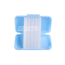 100 Blue Boxes Dental Orthodontic Wax For Braces Gum Irritation Mint Scent Hot