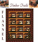TIMBER+TRAIL+FLANNEL+QUILT+KIT+Beautiful+Moda+Fabric+by+Holly+Taylor+FLANNEL+