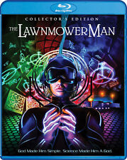Lawnmower Man (Collector's Edition) - 2 DISC SET (2017, Blu-ray New)