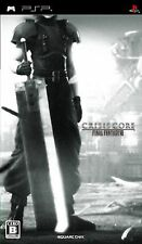 Crisis Core Final Fantasy VII-FFVII 10th Anniversary Limited New Model PSP F/S