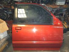 98 99 00 Ford Explorer Sport 2-Door Right Passenger Side Front Power Door OEM