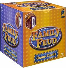 Nib Cardinal Family Feud Edition Game The Great Family Equalizer