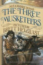 The Three Musketeers by Alexandre Dumas (2011, Paperback, Illustrated)