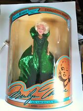 Marilyn Monroe Collector Doll American Beauty Classic Emerald Evening 1993 Le