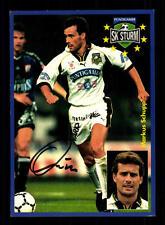 Markus Schupp Autogrammkarte Sturm Graz AK 90er Jahre Original Signiert +A27040