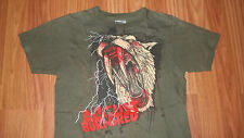 Metalcore Band AUGUST BURNS RED T-Shirt Youth LG 14-16 or size SMALL men women