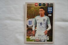 "Panini Adrenalyn FIFA 365  2018 Trading Game Card  Nr. 291 "" Chris Smalling """