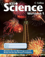 Collins KS3 Science: Workbook 1 by HarperCollins Publishers (Paperback, 2008)