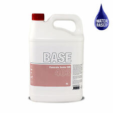 Concrete Sealer 5L Water Based for concrete; coloured, stamped, polished etc.