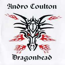 ANDRO COULTON Dragonhead CD Doom Metal / NWOBHM Wytchfynde, Witchfinder General