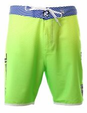 Hurley Phantom Team Brasil Olympic Board Shorts MBS0004320 NGRN Size 33