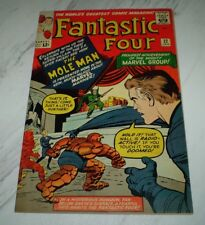 Fantastic Four #22 NM- 9.2 OW pages 1964 Marvel Silver age