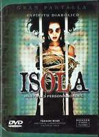 DVD Isola. Espíritu diabólico. Múltiples personalidades
