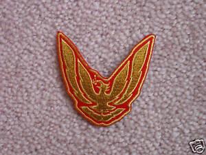 NEW Pontiac Trans Am GTA Sail Emblem Patches (5 colors)