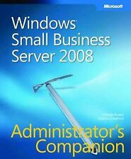 Windows Small Business Server 2008 Administrator's Companion Book/CD Package...