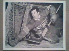 BILL DURNAN  1945-54 QUAKER OATS 8 X 10 PHOTO