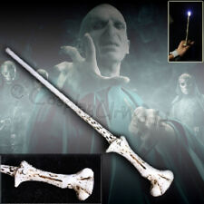 Harry Potter Master Voldemort Replica Magical Wand Like Bone LED Illuminating