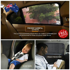 2xUniversal Sun Shades Rear Side Seat Car Window Socks Baby Kid Protection 113cm